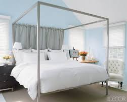 bedroom style 10 ways to dress your canopy bed apartment therapy