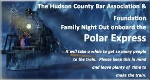 family night out on board the polar express