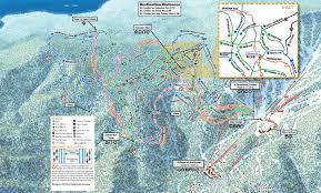 Vail Village Map Cross Country Skiing At Northstar California Northstarcalifornia Com