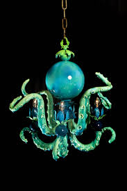 Octopus Ceiling Light by Adam Wallacavage U2013 Parlor Gallery