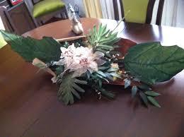 palm tree table centerpiece birthday cake ideas
