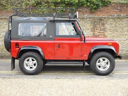 land rover defender 90 convertible land rover