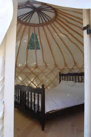 Living In A Yurt by As Promised The New 12 Foot Yurt The D Evolutionary
