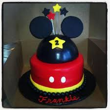 the 25 best mickey mouse cake decorations ideas on pinterest