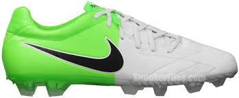 Nike T90 nike t90 laser iv kl fg white black electric green sneakerfiles