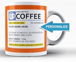 mug vs cup personalized prescription coffee mug cup custom name