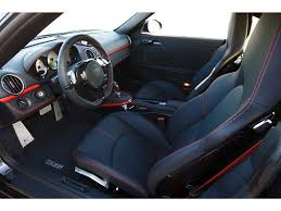 porsche 917 interior 2009 techart cayman conceptcarz com