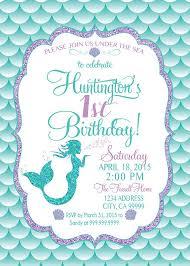 mermaid invitation template 20 mermaid invitations ideas