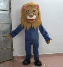 lion costumes for sale sm0511 100 real photos happy brown lion mascot costume