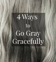 camouflaging gray hair with highlights 1000 ideas about gray hair transition on pinterest going gray