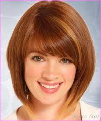 fine graycoming in of short bob hairstyles for 70 yr old hairstyles for your triangular face shape short medium long