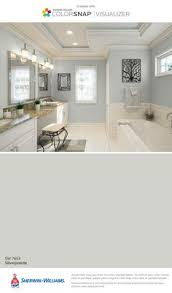 instagram wall color is silverpointe by sherwin williams paint