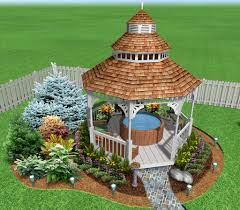 3d Home Design And Landscape Software garden amazing sample landscape plans landscape design plans free