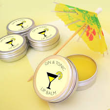 gin u0026 tonic lip balm lipbalm gintonic gift for her hen party