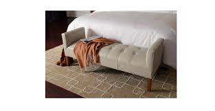 Leather Bedroom Bench Bedroom Appealing Ideas Of End Of Bed Benches To Perfect Your