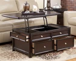 lift top coffee table with storage coffee tables ideas interior decorations coffee table with storage