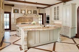 kitchen island with corbels traditional kitchen with high ceiling by jason nurmi zillow digs