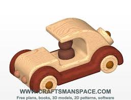 Free Download Wood Toy Plans by Expert To Beginner