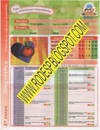 examen montenegro 3 grado primaria por una mejor educación carlosrlun examen de diagnóstico todos