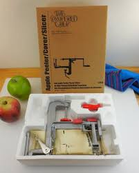 pam chef apple peeler the pered chef apple peeler corer in original box new nib