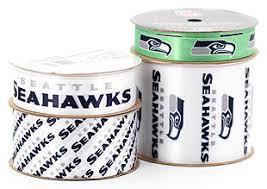 seattle seahawks licensed nfl ribbon