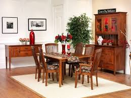 shaker dining room monmouth shaker buffet with hutch countryside amish furniture