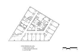 college dorm floor plans gallery of berklee college of music william rawn associates 10