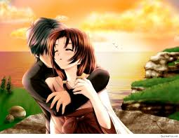 romantic love couple cartoon wallpapers u0026 pictures
