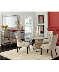 Cheap Dining Room Furniture Sets Marais Dining Room Furniture Collection Mirrored