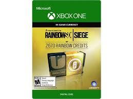 Optical Center Siege - tom clancy s rainbow six siege currency pack 2670 rainbow credits
