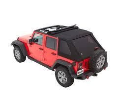 jeep soft top open jeep 2017 wrangler new trektop nx plus soft top bestop