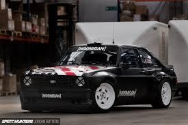 hoonigan cars wallpaper ken block u0027s hoonigan ford escort mk2 rs speedhunters