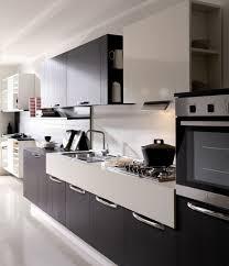 Modern Kitchen Decorating Kitchen Modern Small Kitchen Decor With Cabinets On Wall Kitchen