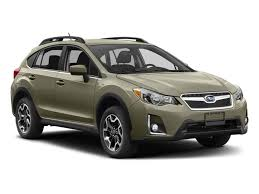 2017 Subaru Crosstrek Price Trims Options Specs Photos