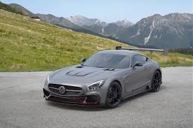 mansory cars 2015 one off mansory mercedes amg gt s piles on the carbon fiber