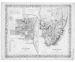 Rare Maps Collection Of The by Hargrett Library Rare Map Collection Savannah U0026 The Coast