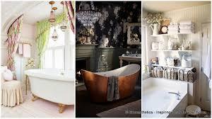18 shabby chic bathroom ideas suitable for any home homesthetics