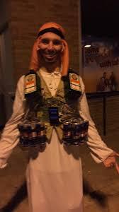 al gore halloween mask crybaby college students whine over islamo bomber drink halloween