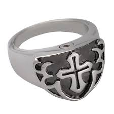 cremation rings wholesale cremation jewelry men s cross ring black