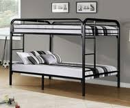Solid Wood Full Over Full Bunk Beds Spacesaving FullSize Bunk - Full over full bunk bed with trundle