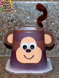 Paper Plate Monkey Craft - paper plate monkey craft crafts and worksheets for preschool