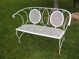 Wrought Iron Patio Furniture by Mesh Wrought Iron Patio Furniture