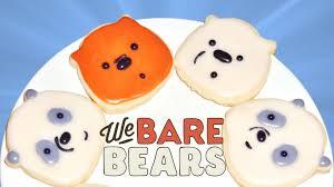 diy vegan snacks we bare bears cookies food hacks youtube