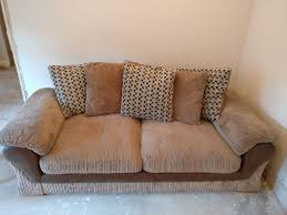 Corduroy Sofa Fabric Home Decor Amusing Corduroy Sofa And 2 X Harveys Lullabye 3