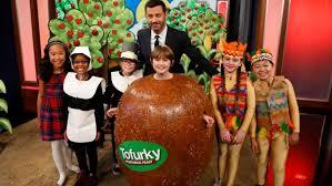 jimmy kimmel mocks political correctness in thanksgiving skit