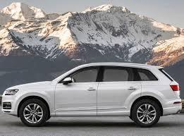 Audi Q7 2017 - 2017 audi q7 tdi photos every diesel car truck and suv on