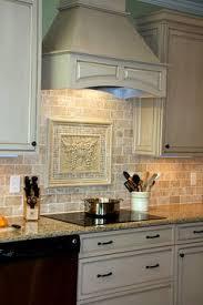 Kitchen Backsplashes Images by Tumbled Marble Backsplash Design Pictures Remodel Decor And