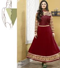 5 anarkali suits that matches your body type perfectly latest