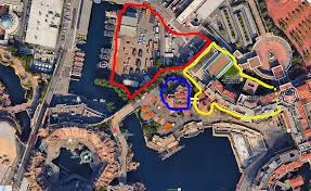 Disney World Google Map by News Revised Tokyo Disneyland U0026 Disneysea Expansion Plans