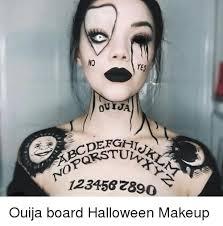 Yes Meme - yes ou tja a orstul 1234562890 ouija board halloween makeup